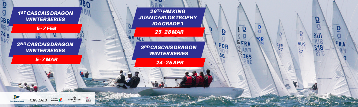2nd Cascais Dragon Winter Series
