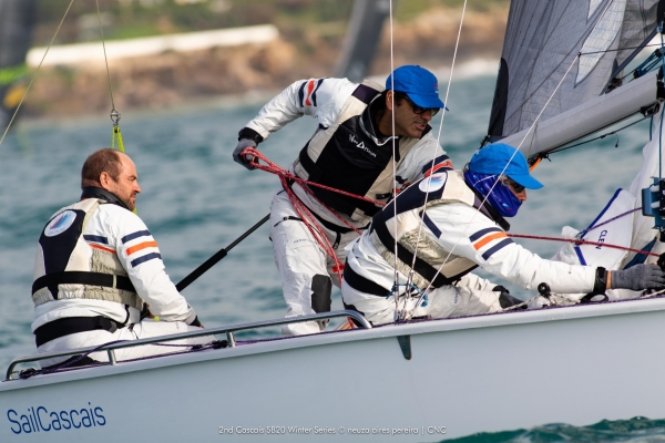 2nd Cascais SB20 Winter Series